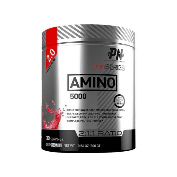 amino 5000 powder blue rasberry