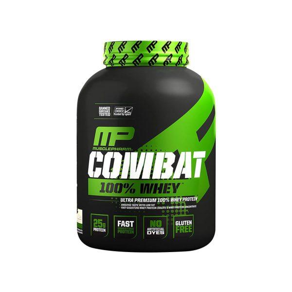 musclepharm combat 100 whey 5lbs vanilla
