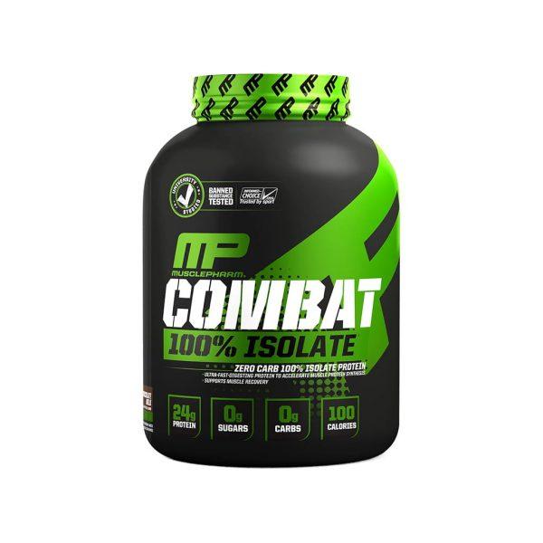 musclepharm combat sport 100 isolate 5lbs chocolate milk