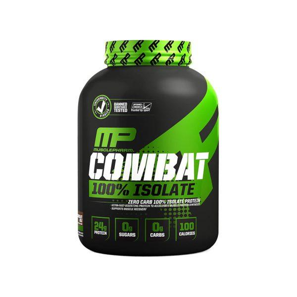 musclepharm combat sport 100 isolate 5lbs vanilla