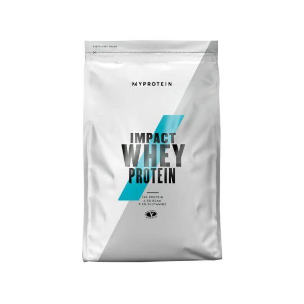 myprotein impact whey vanilla